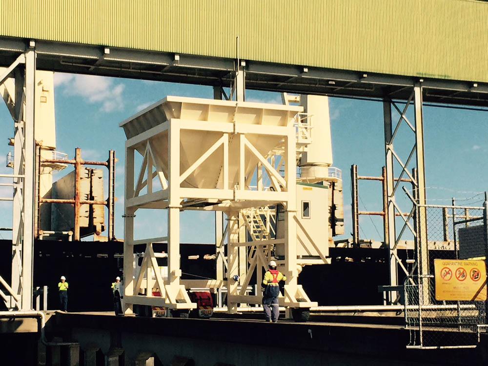 New sugar hit for port of Bundaberg