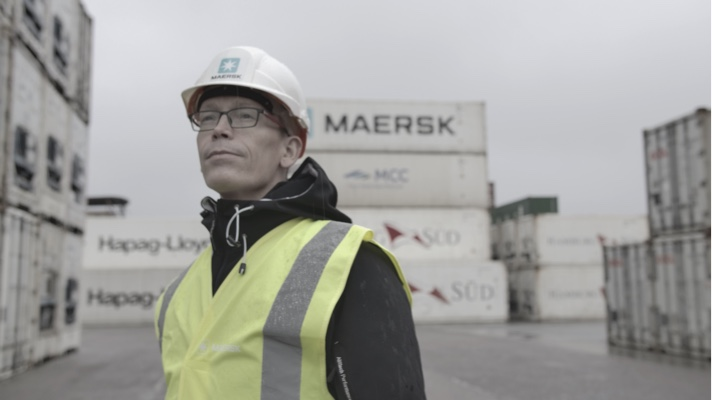Maersk invests in IoT network company