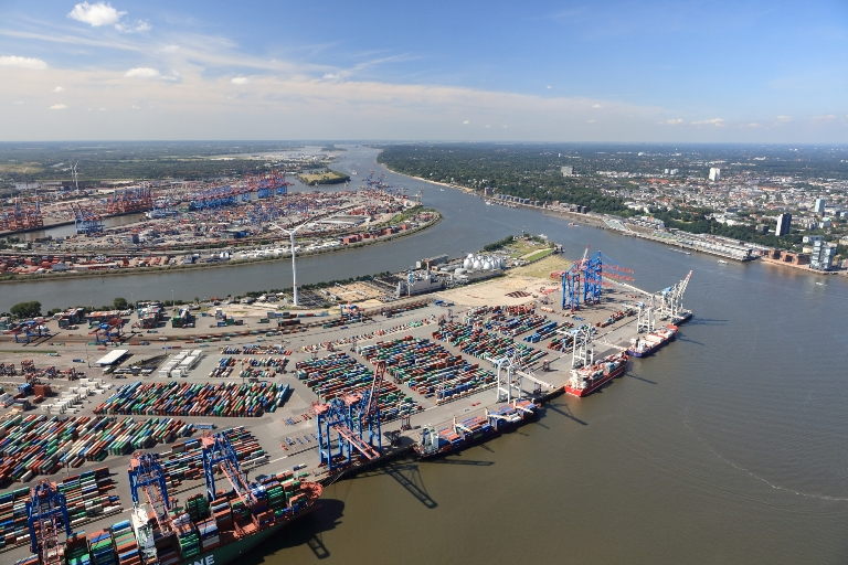Latest throughput figures from Hamburg, Stockholm and Port Everglades