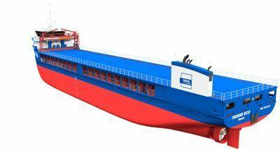 Rhenus Arkon Shipinvest orders short sea bulkers
