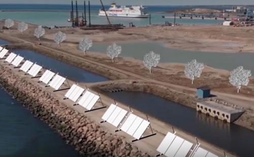 Port of Trelleborg comes clean