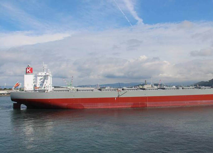 K Line signs deal for 210,000 dwt bulker
