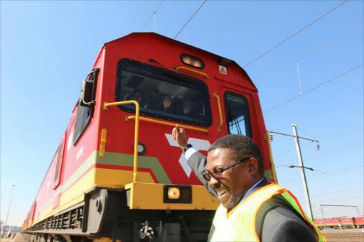 New railway for Ghana