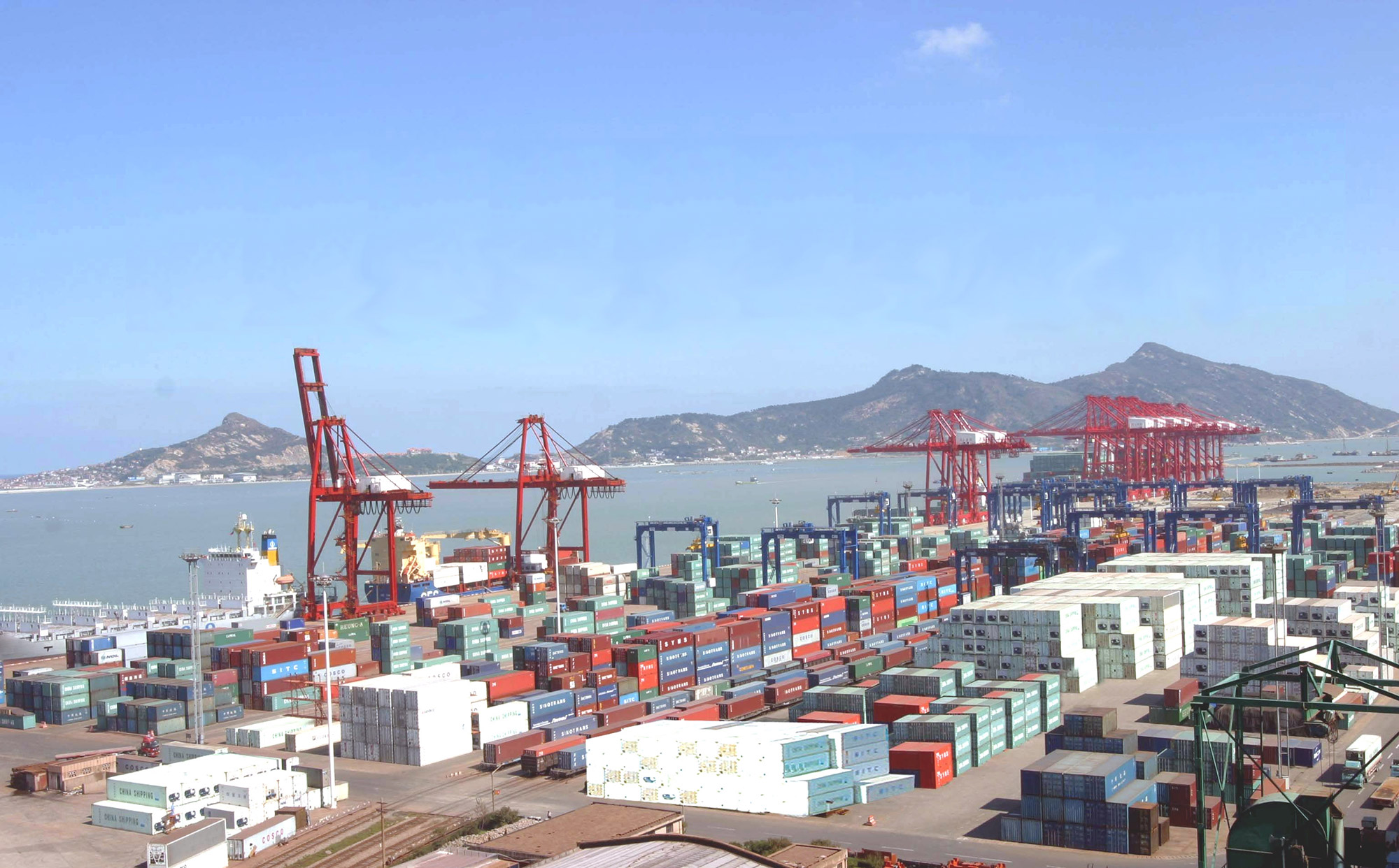 COSCO SHIPPING Ports live with N4 at Lianyungang