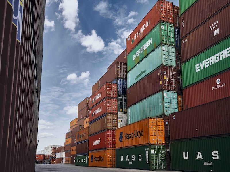DCSA unveils standards for container tracking