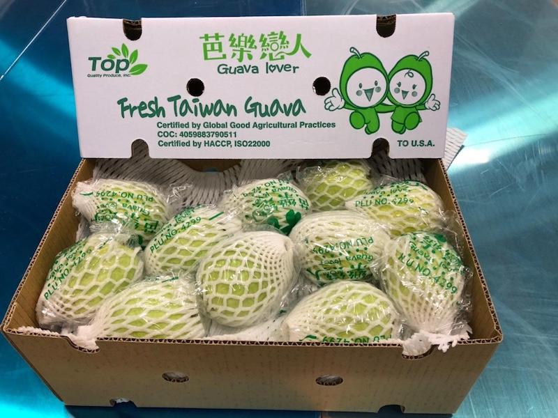 Daikin supports guava shipment to the USA