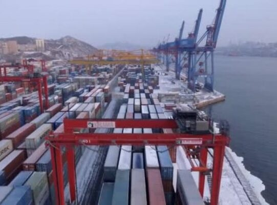 DP World gets closer to FESCO