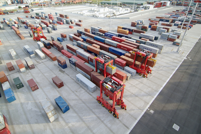 Automation software and services deal for Kalmar