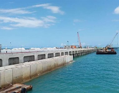 Lamu project halted