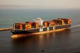 Durban handles biggest boxship to date