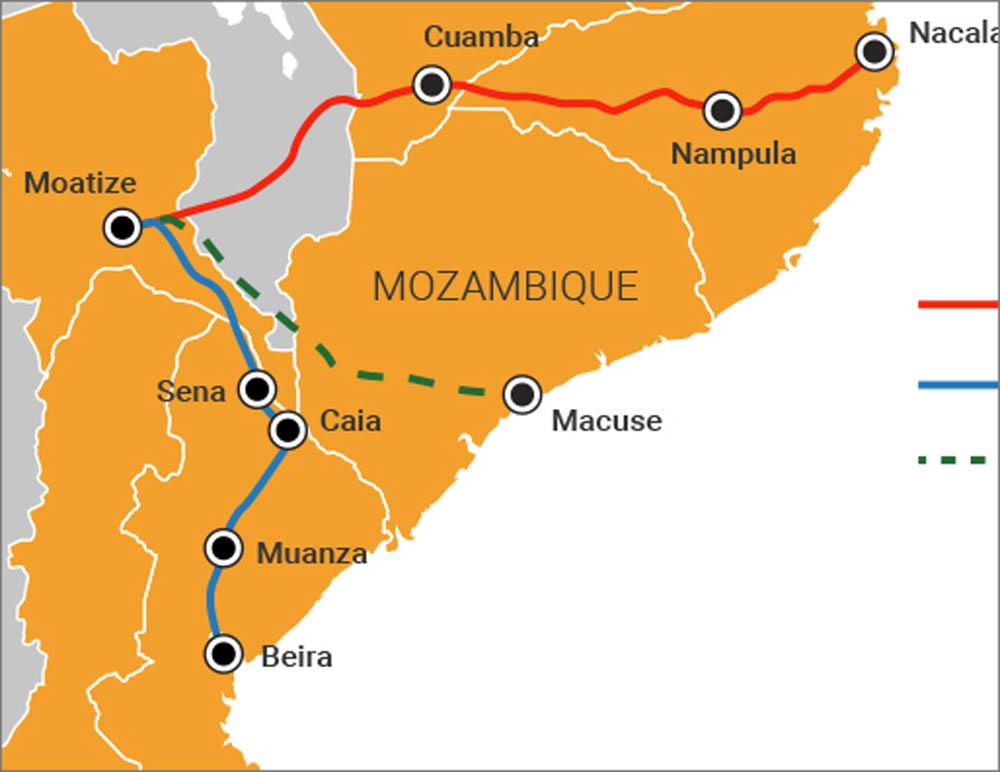 Progress on Macuse coal port project