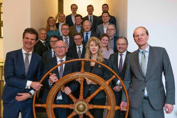 €250M fund for Dutch shortsea shipping