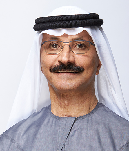 Sultan Ahmed Bin Sulayem, Group Chairman and Chief Executive Officer of DP World.