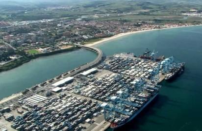 Coronavirus absences paralyse work in Algeciras