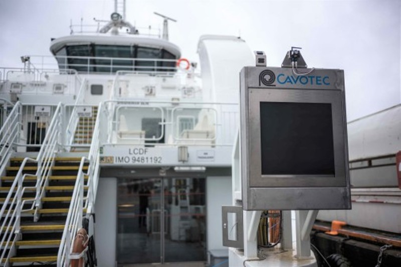 Cavotec APS for Oslo Fjord ferries