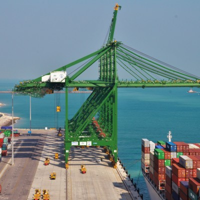 Saudi Global Ports in charge at Dammam