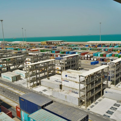SGP plans to double capacity at Dammam to 7.5M TEU