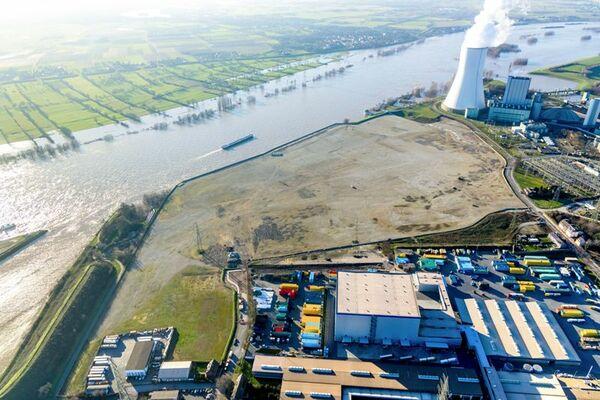New Duisburg distripark procedures set in motion