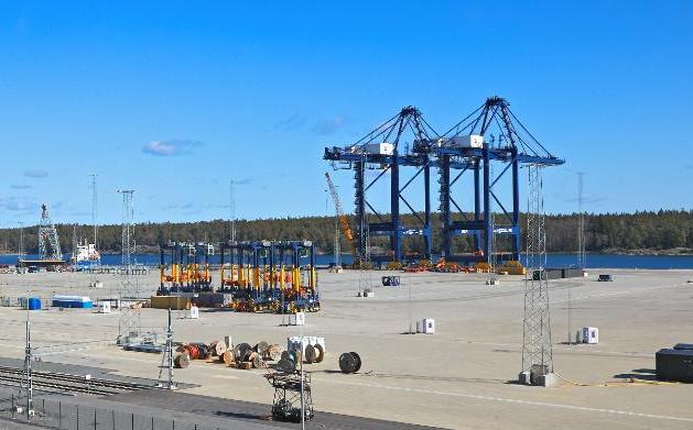 Euroglobe to set up at Stockholm Norvik Port