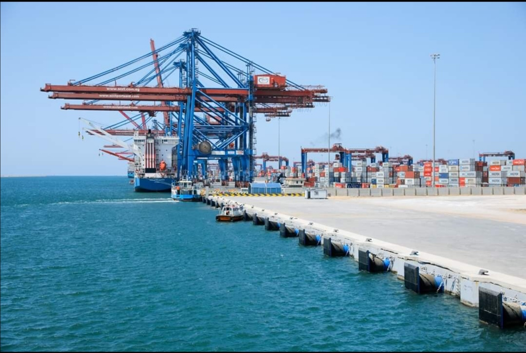 The Suez Canal Container Terminal (SCCT)
