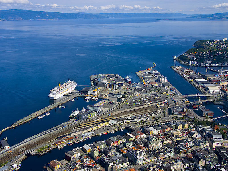 Kalmar and MacGregor join autonomous transport project