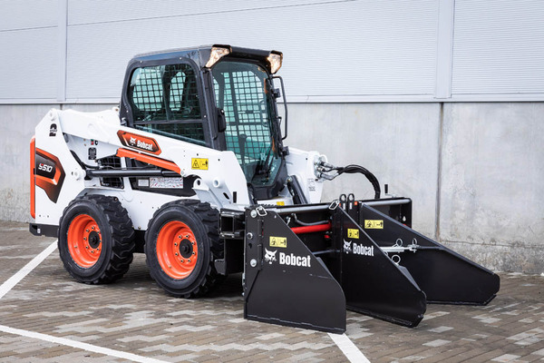 Bobcat spreads its range with new attachment