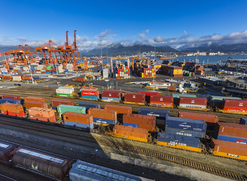 Optimisation for DP World in Vancouver