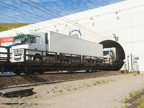 Eurotunnel introduces SGS TransitNet
