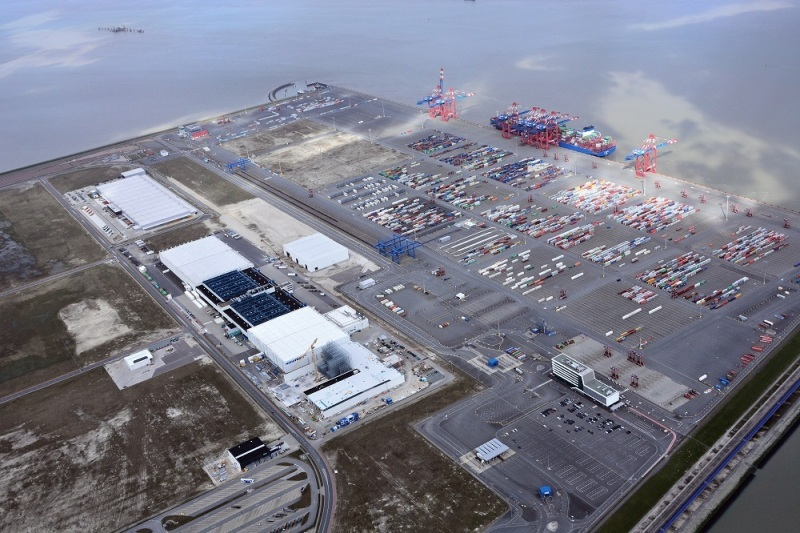 German port operators in merger talks?
