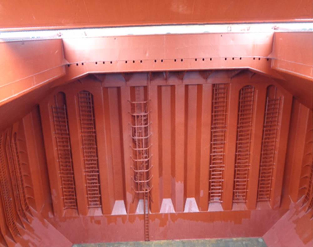 Tough coating makes impact in bulk sector
