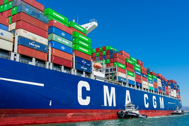 CMA CGM recovering from cyber attack