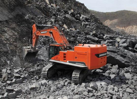 Excavator sales rebound in China, reports Doosan