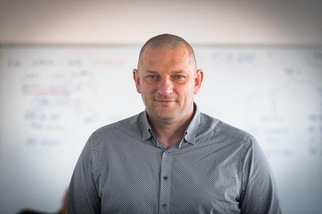 Stefan Kukman CEO CargoX
