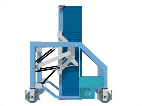 Revolution Container Mover & Loader