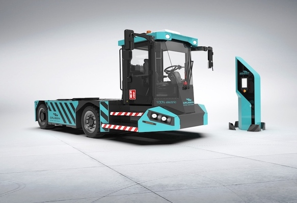 Gaussin books order for 150 electric vehicles