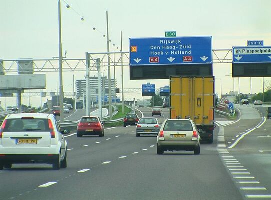 Dutch truck toll from 2024