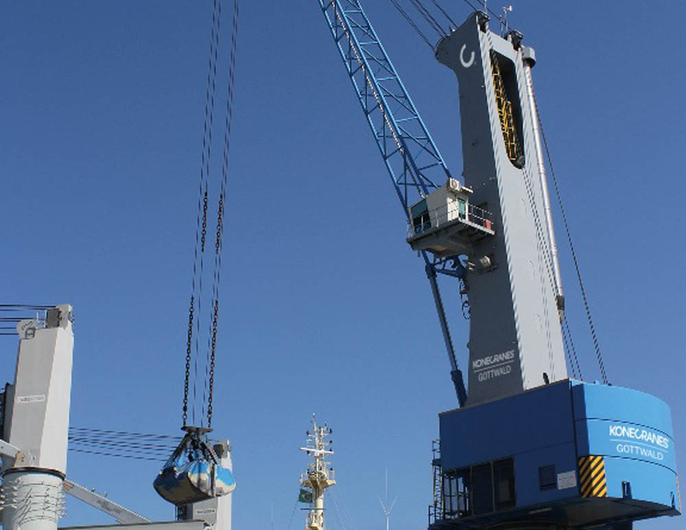 Gottwald for Port of South Louisiana