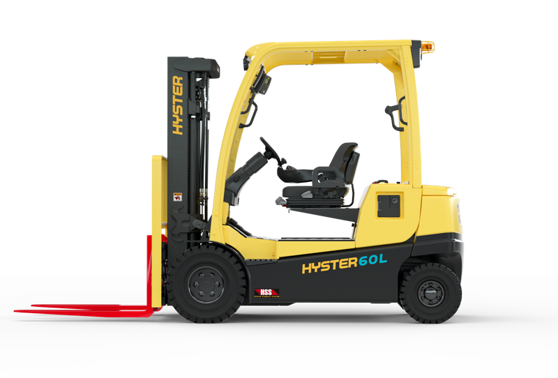 "Hyster e-truck wins ""green"" awards"