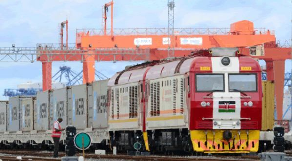 SGR contract challenged in Nairobi