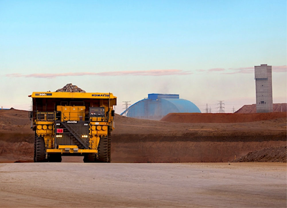Feasibility study updated at Oyu Tolgoi in Mongolia