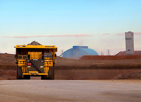 IoT solutions Oz mining, utilities and transport