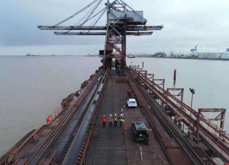 Associated British Ports adopts drone technology