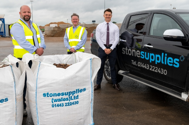 Port of Cardiff inks aggregates lease deal
