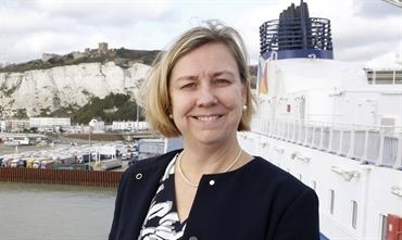 Janette Bell resigns from P&O Ferries