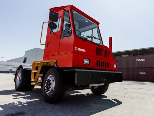 Kalmar to supply 25 tractors to Saigon Newport