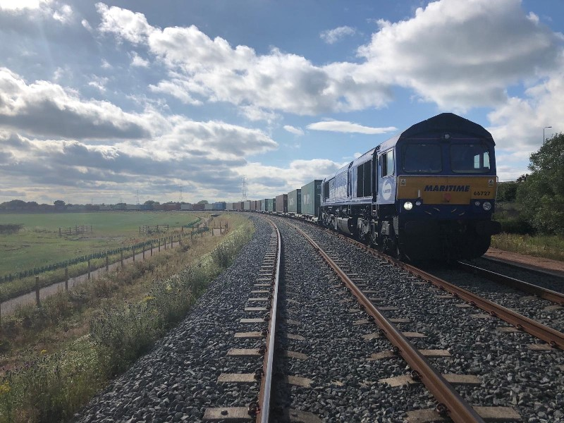 New services at East Midlands Gateway terminal