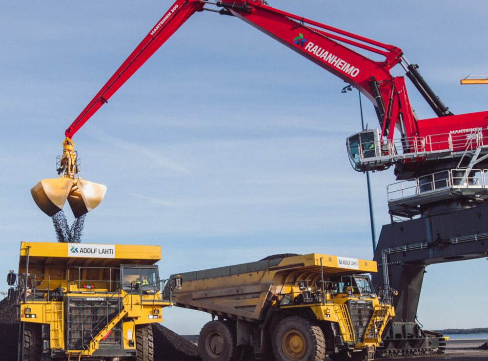 Rauanheimo invests in bulk handling plant