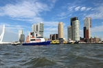 Rotterdam down 9.1% in first half