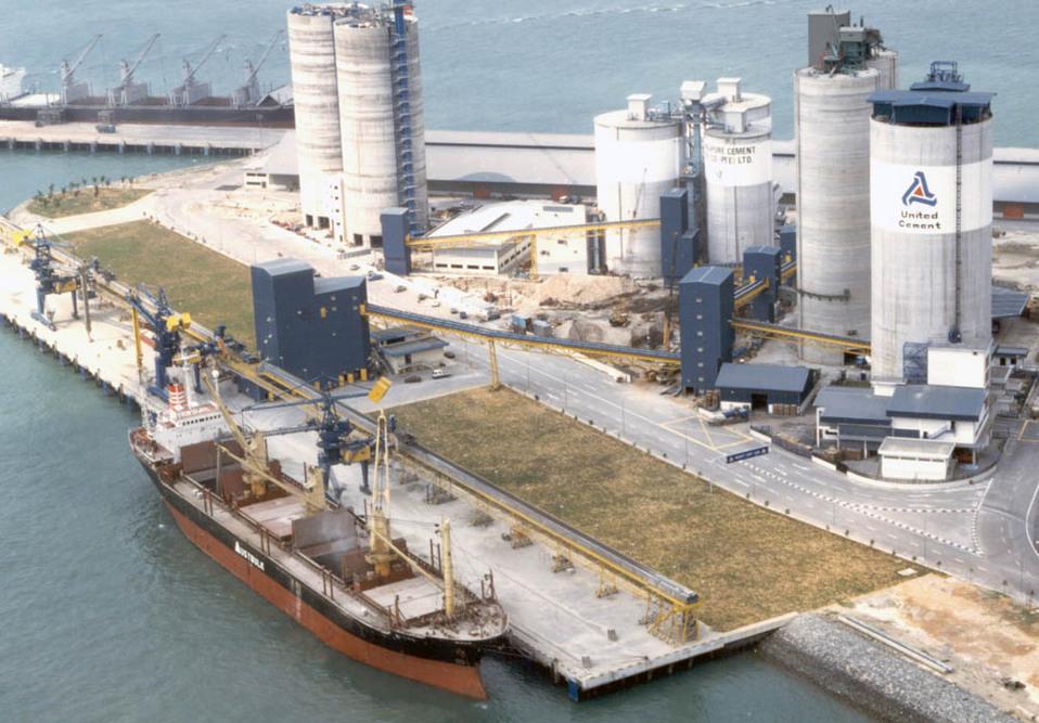Trio of ship-unloaders for Jurong Port