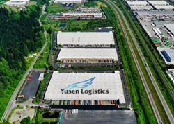 Second DC for Yusen Logistics (Americas) in PNW